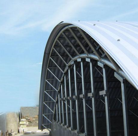 Atap Pvc Roof Alderon Supplier Bahan Bangunan Disda